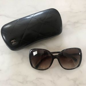 CHANEL 5204 Tortoise Sunglasses